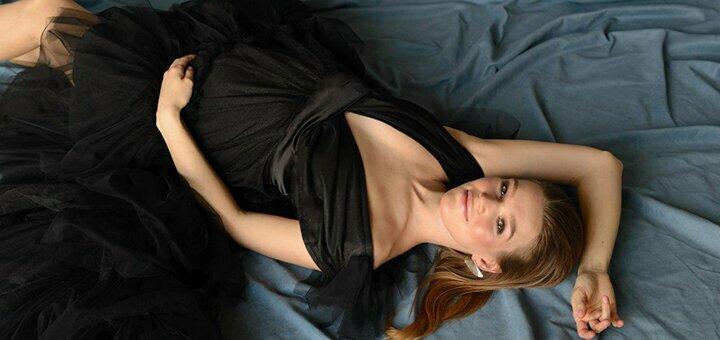 Выездная фотосессия «Для беременных»  от профессионального фотографа Натальи Спивак