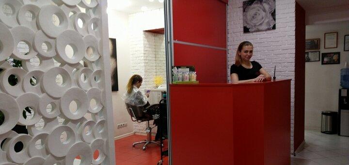 Дневной, коктельный, вечерний или свадебный макияж в салоне красоты «Fen-x»