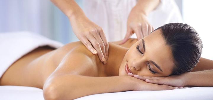 Классический, лимфодренажный или массаж спины, шеи в массажном салоне «Nino»