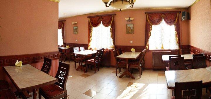 От 3 дней отдыха с завтраками в отельном комплексе «Палада» во Львове