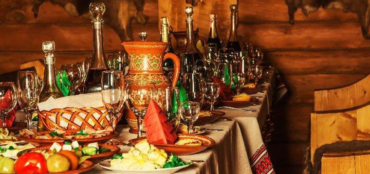 От 3 дней отдыха с угощением в гостином дворе «Горицвет» в Карпатах
