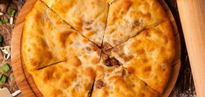 Скидка 50% на меню кухни, пиццу, суши, хачапури, WOK с доставкой от «Mafioso»