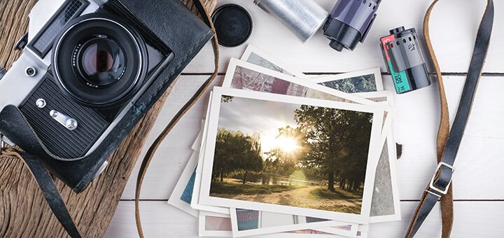 Печать фотографий формата 10х15 в студии «Фотокнига+»