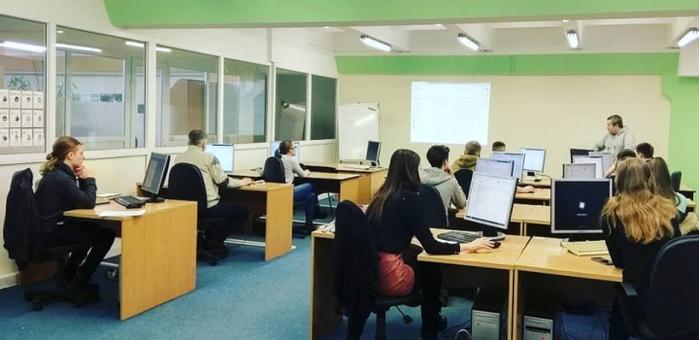 Базовый курс Game разработки «GameDev Core» в IT-школе «Telesens Academy»