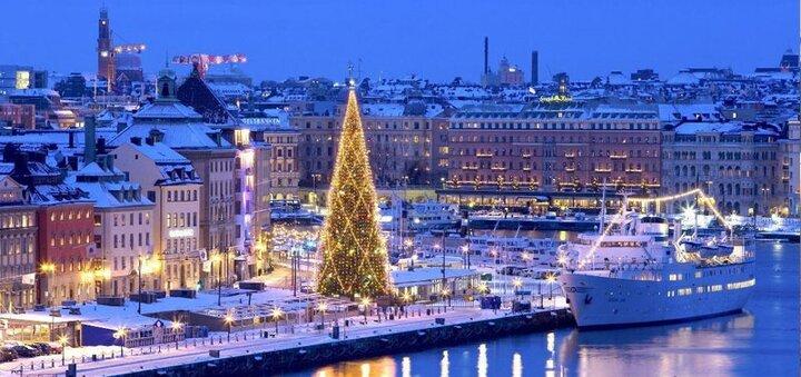 Скидка 20% на новогодний тур «Балтийский Вояж по Прибалтике»