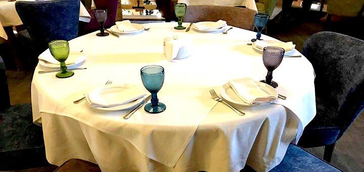 Дегустационные сеты выдержанного виски в украинском ресторане «Тарас»