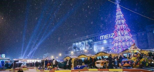 Скидка 20% на автобусный тур на «Новый Год 2020» в Полтаву и Харьков