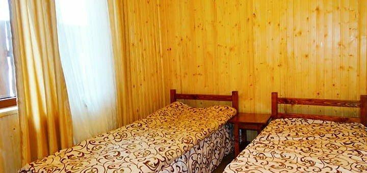 От 4 дней отдыха зимой с питанием в комплексе «Крым» в Яремче