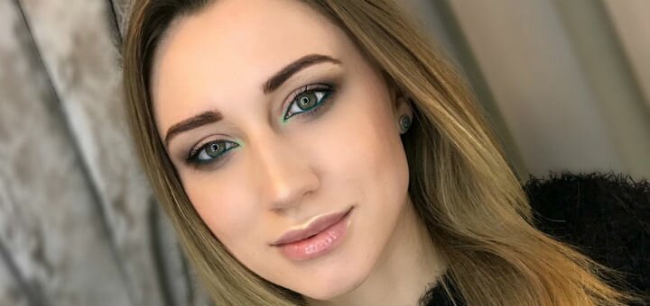 Дневной или вечерний макияж от профессионального визажиста Алены Лавли