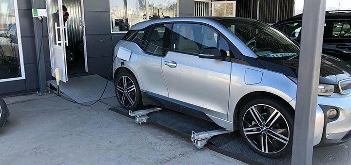 Шиномонтаж 4 колес для автомобиля от компании «Garazh.ua»