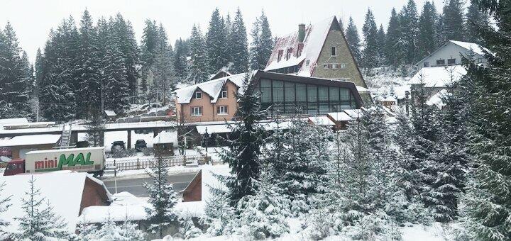 10 дней на Рождество в зимнем детском лагере «SuperCamp» в Карпатах