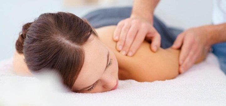 До 10 сеансов массажа спины и шейно-воротниковой зоны в фито-студии «Комфорт»
