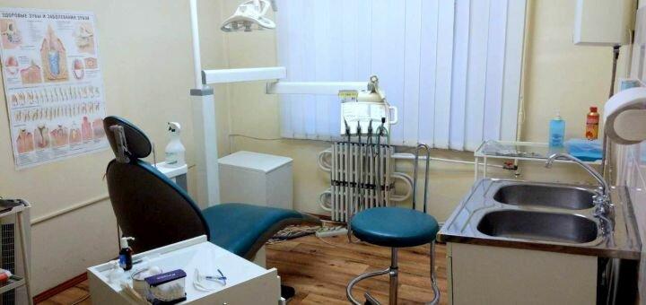 УЗ-чистка зубов, полировка, «Air-Flow» и фторирование в cтоматологии семейной улыбки