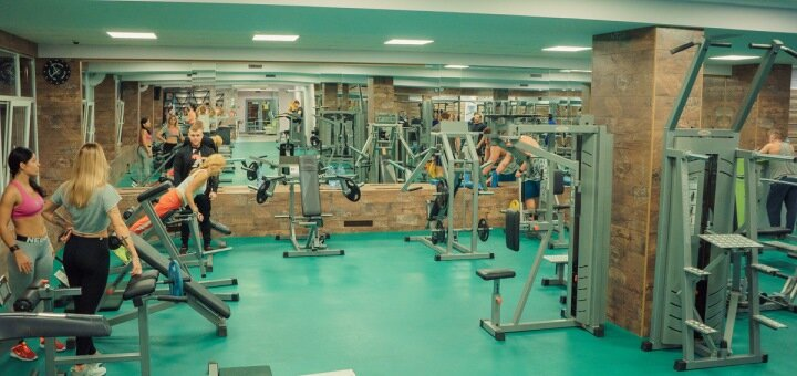 До 12 месяцев безлимитного посещения тренажерного зала в фитнес-клубе «Sport Star»