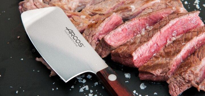 Скидка 15% на ножи для мяса «ARCOS»