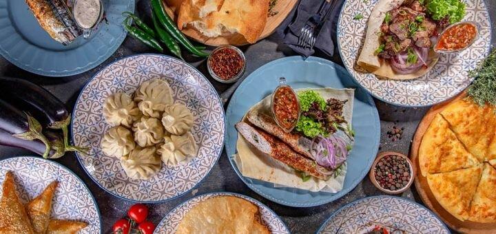 Сертификаты на банкет в ресторане с авторской фьюжн кухней «Rakhat Lukum»