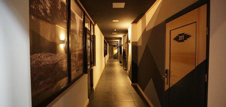 От 3 дней отдыха в декабре с завтраками в отеле «Гора» в Буковеле