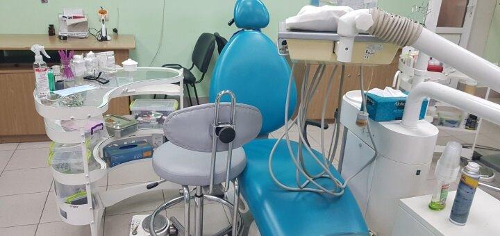 Ультразвуковая чистка зубов, Air Flow, фторирование в кабинете стоматолога Белостоцкой Соломии