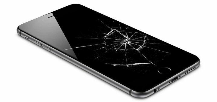 Скидка 12% на замену сенсорного стекла iPhone 6s от «Imaster»