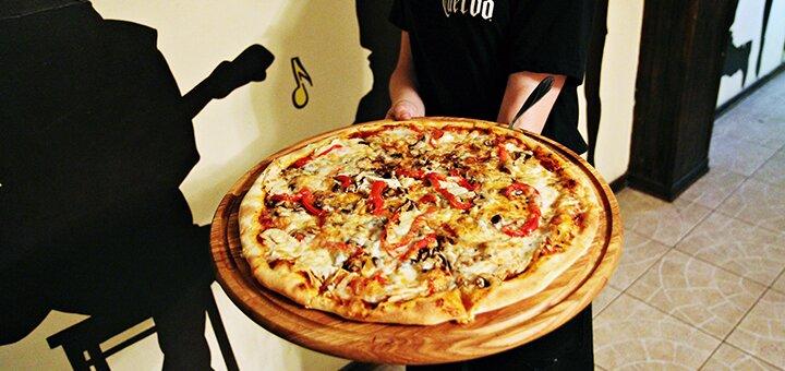 Скидка 50% на все меню кухни в пабе «Floyd White Pub»