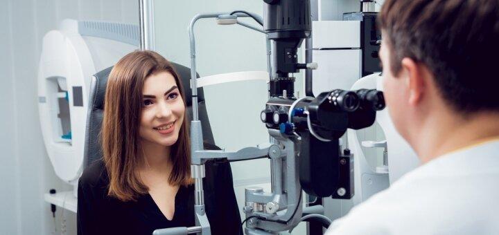 Лечение глаукомы на глазах в медицинском офтальмологическом центре «Зір 100%»