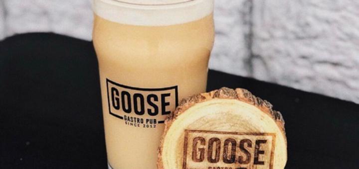 Сертификат на все меню кухни и бар в пабе «Goose Gastro Pub»