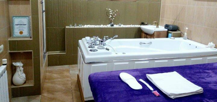 Антицеллюлитная  SPA-программа в массажном кабинете «Beauty studio»