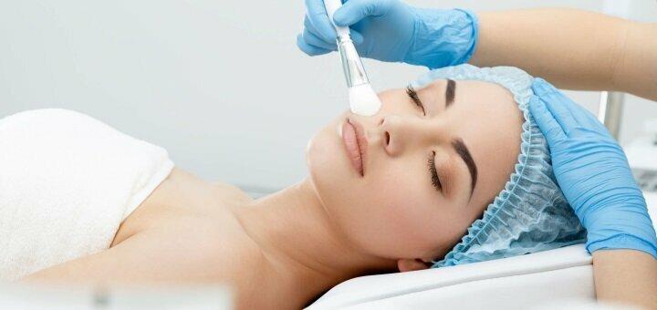 До 5 сеансов пилинга лица в косметологическом центре «Бизнес Красота Здоровье»
