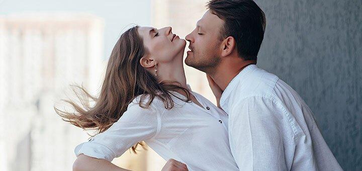 Профессиональная фотосессия «Love story» от фотографа Валерия Котенко