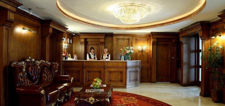 От 3 дней отдыха в декабре в отеле «Royal Promenad Hotel» с пакетом «All SPA» в Трускавце
