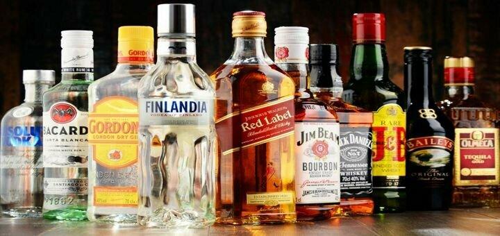 Скидки до 12% на покупку от 2 бутылок алкоголя от «Alcoland»
