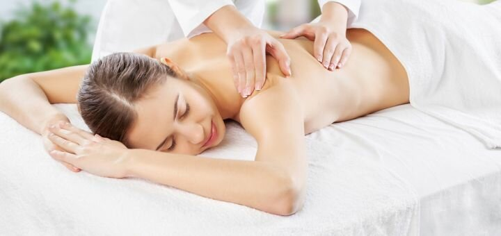 До 7 сеансов массажа спины и шейно-воротниковой зоны от массажиста Натальи Талызиной
