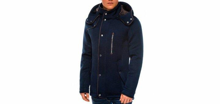 Скидки до 40% на зимние и демисезонные куртки от «Ombre»