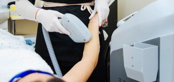 До 5 сеансов лазерной SHR-эпиляции в кабинете косметологии Марины Маковецкой