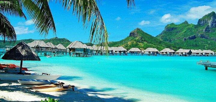 Скидка 1500 грн на любой тур в Азию или Экзотические страны от «Сalypso travel»