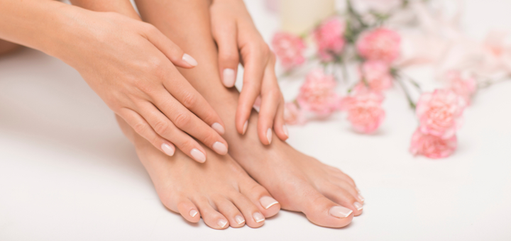 Скидка до 63% на медицинский педикюр, маникюр, лечение ногтей в «Центре косметологии и подологии»