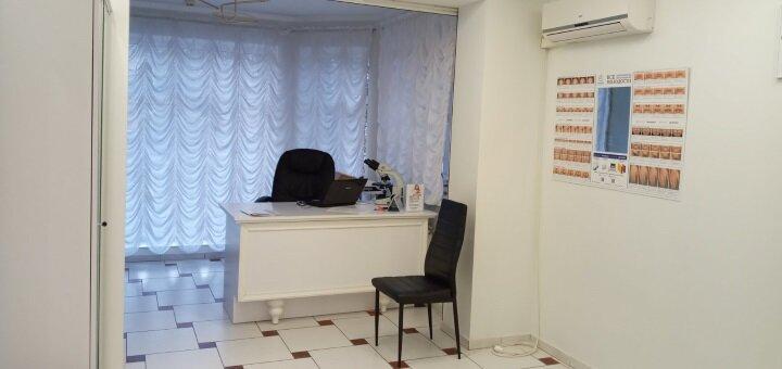 До 3 сеансов пилинга лица в дерматологическом центре красоты «Dr. Olena Kazchuk»