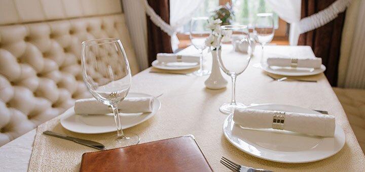 От 3 дней отдыха с завтраками для двоих в отеле «Золотая Корона» в центре Трускавца
