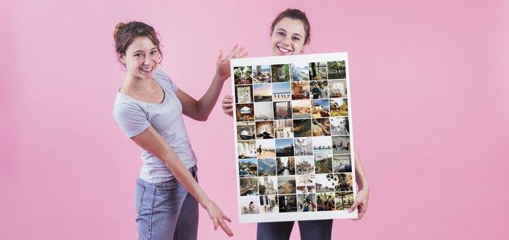 Скидка 200 грн на большие фотопостеры от «Book4me»
