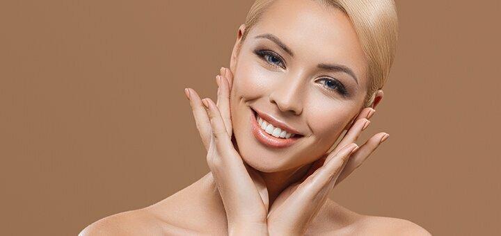 Скидка 43% на увеличение губ или заполнение носогубных складок от центра «Spectra»