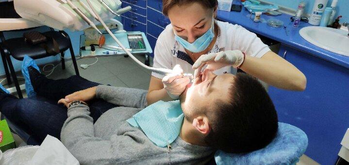 Сертификат на стоматологические услуги в стоматологической клинике «Градия»