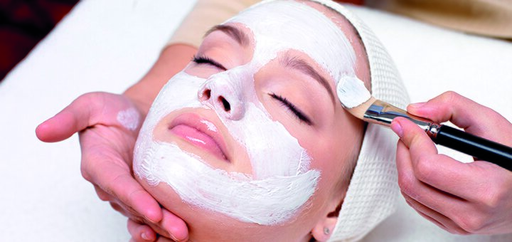 Скидка 70% на альгинатную маску для лица от «Vesna»