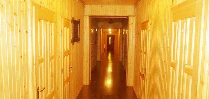 От 3 дней отдыха весной и летом в гостинично-ресторанном комплексе «Беркут. Перевал» в Яблунице