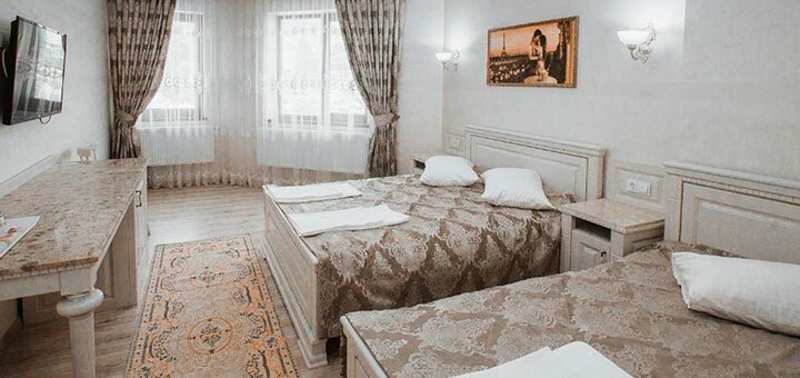 От 3 дней на Рождество и всю зиму с завтраками и SPA в отеле «Mardan Palace 4*» в Буковеле