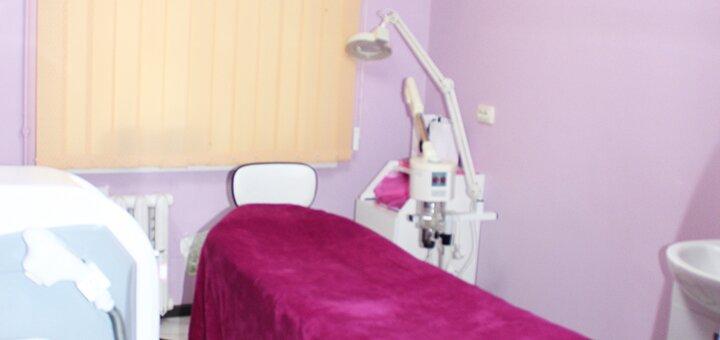 До 5 сеансов лазерного Elos-лечения акне, пост-акне на лице в салоне красоты «Sun Shine Beauty»