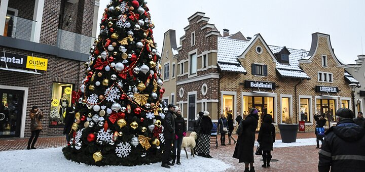 От 2 дней отдыха на Новый Год со SPA в дизайн-отеле «Мануфактура» 4* под Киевом