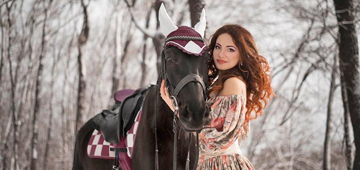 Скидка до 55% на уроки верховой езды от конно-спортивного клуба «Jokkey»