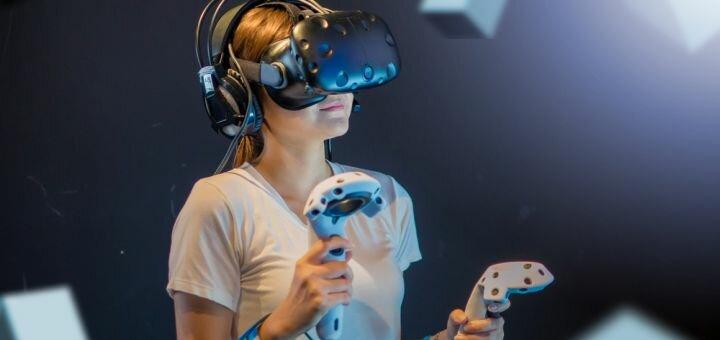 Скидка 20% на празднование дня рождения в клубе виртуальной реальности VR «AltzGamer»