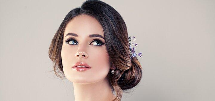 Ламинирование, коррекция и окрашивание бровей в салоне красоты «Clips Cosmetology»