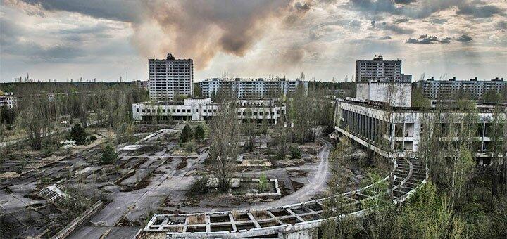 Однодневная программа посещения зоны отчуждения Чернобыля весной и летом от «Radioactive Team»